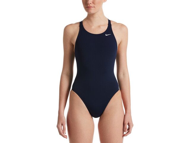 Nike Swim Hydrastrong Solids Maillot de bain une pièce Femme, midnight navy
